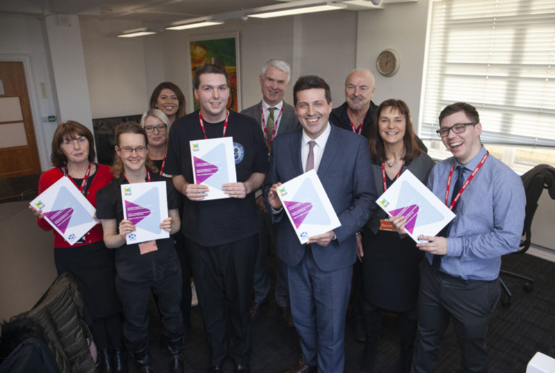 Jamie Hepburn report launch 3