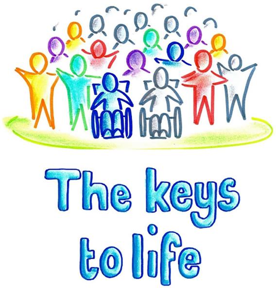 The keys to life